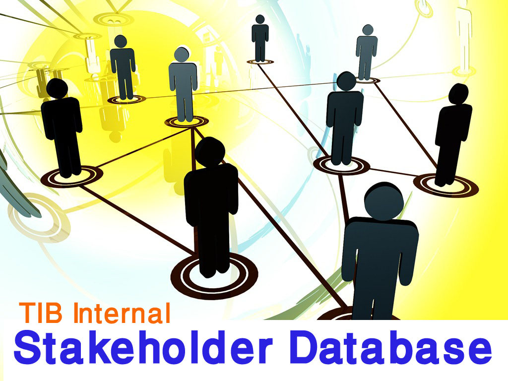 Stakeholder Database